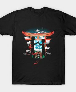 Anime T-Shirt EL25N