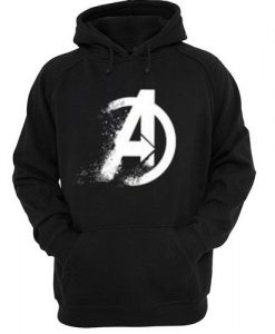 Avengers Endgame Logo Hoodie VL25N