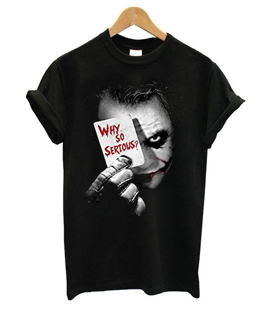 Batman Herren Joker Tshirt EL7N