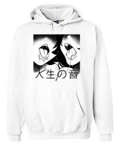 Drooling Anime hoodie N28AI
