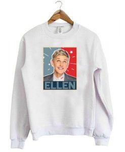 Ellen Degeneres sweatshirt ER25N