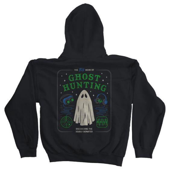Ghosthunting Hoodie N26EM