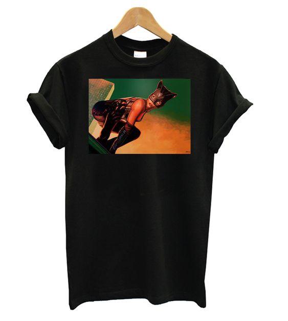 Halle Berry T shirt EL7N