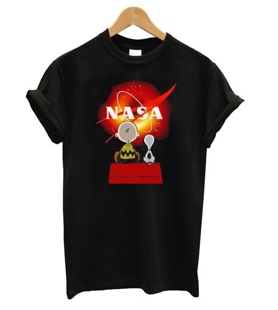 Hole NASA T shirt EL7N