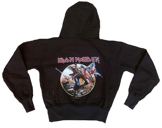 Iron Maiden Hoodie N26EM