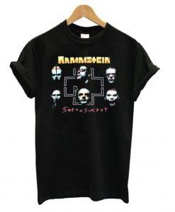Rammstein Sehnsucht T shirt EL7N