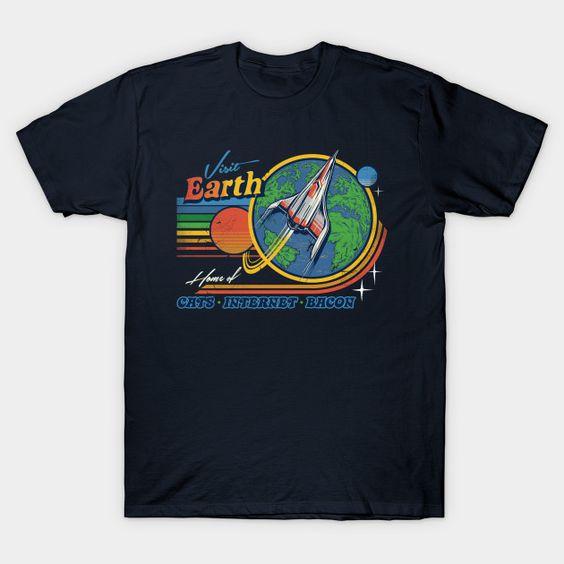 Space Tourism T-Shirt N25AI