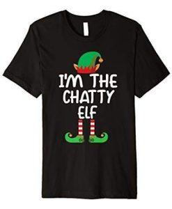 The Chatty Elf T-Shirt AZ7N