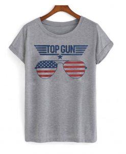 Top Gun American Tshirt EL7N