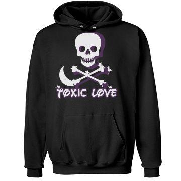 Toxic Love Hoodie N26EM