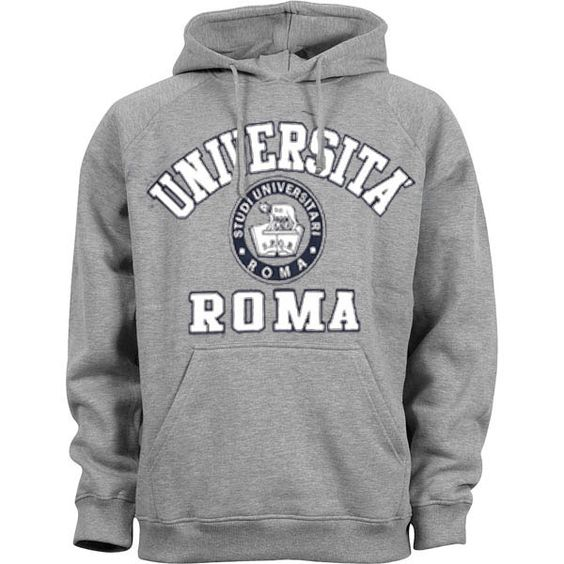 Universita Roma Hoodie VL25N