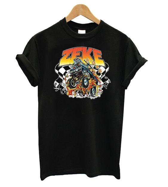 Zeke Hellbender T shirt EL7N