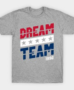 1992 Dream Team T-Shirt ER23D