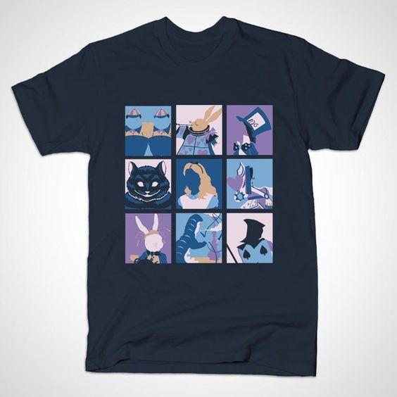 ALICE POP T-Shirt VL26D