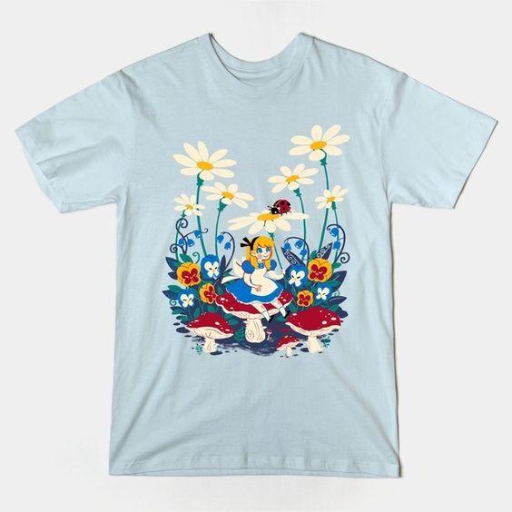 Afternoon T-Shirt VL26D