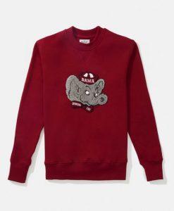 Alabama Vintage Mascot Sweatshirt AI4D