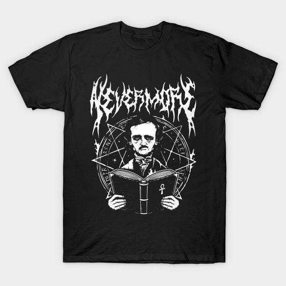Allan Poe T-Shirt EV30D