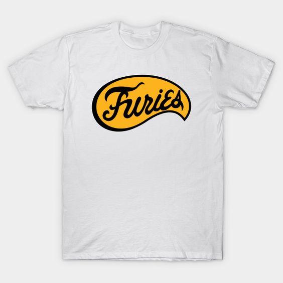 Baseball Furies T-Shirt AR24D