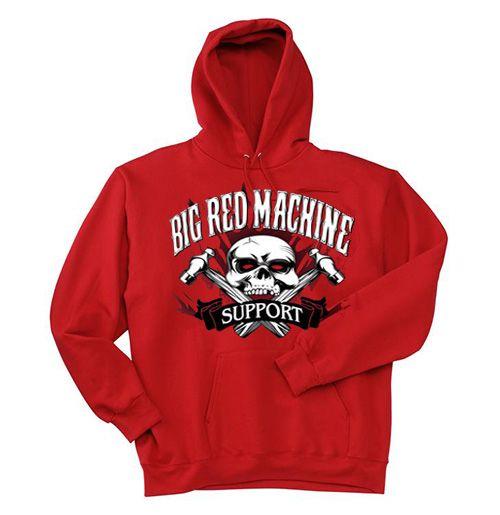 Big Red Machine Hoodie VL2D