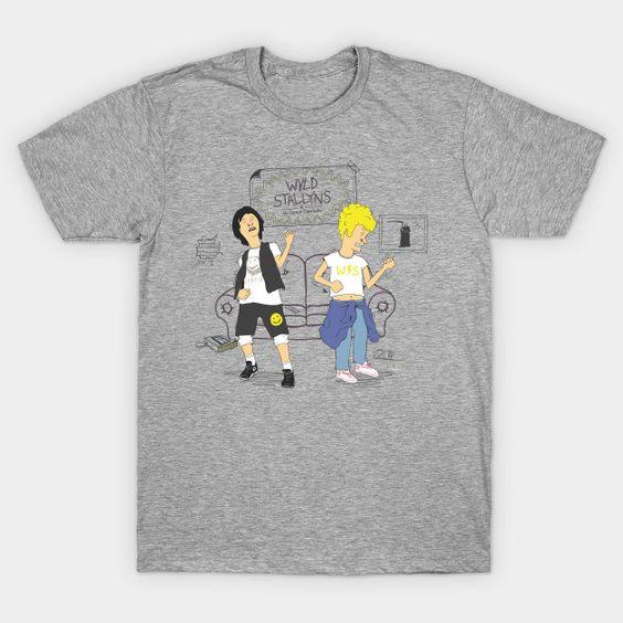 Billvis & Butt Ted T-Shirt AR24D