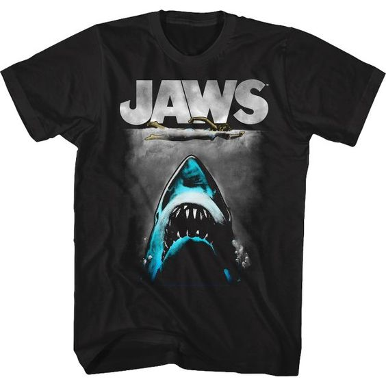 Classic Image Jaws T-Shirt AR24D
