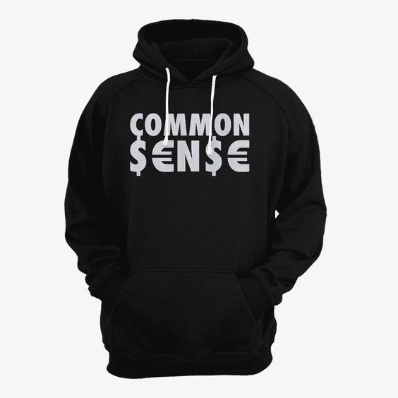 Common Sense Dollar Hoodie VL2D
