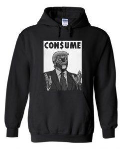 Consume Trump Hoodie VL2D