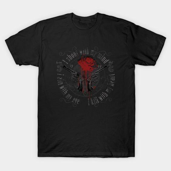 Dark Tower t-shirt EV30D