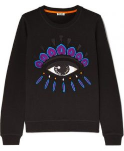 Embroidered Sweatshirt AI4D
