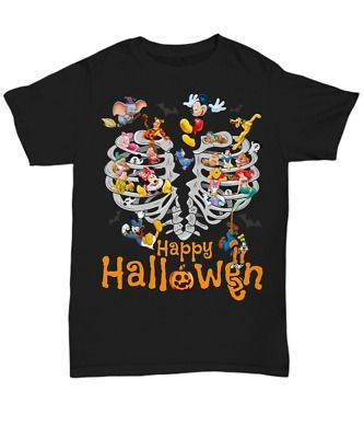 Happy helloween T-Shirt RS9D