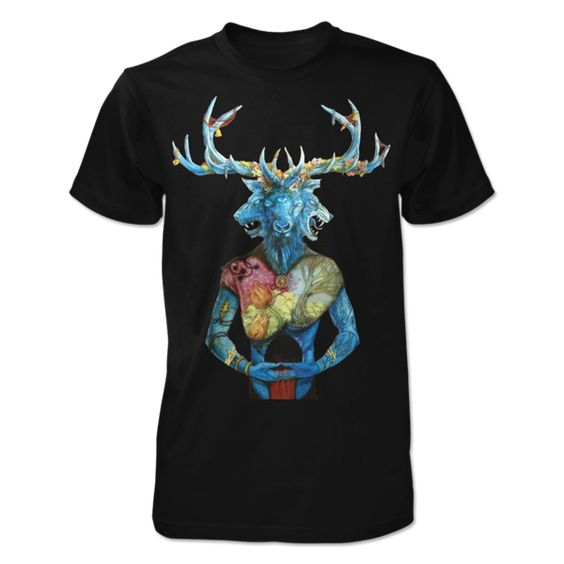 Mastodon T-Shirt VL2D