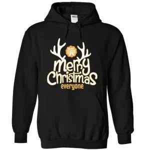 Merry Christmas Everyone Hoodie D7VL