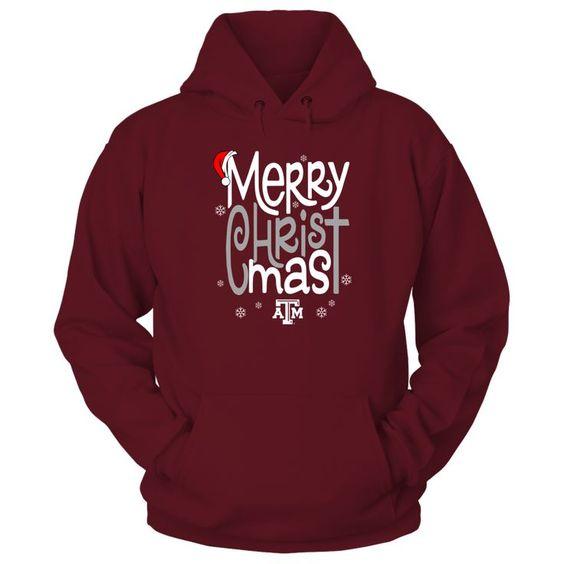 Merry Christmas Hoodie D7VL