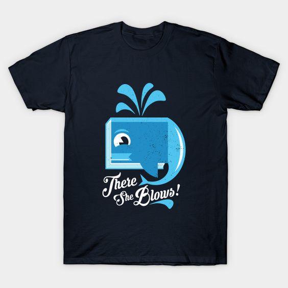 Moby Dick t-shirt EV30D