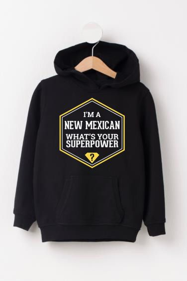 New Mexican Hoodie VL2D