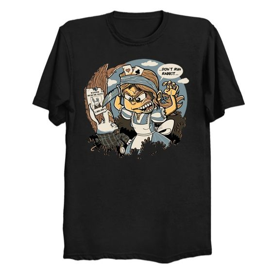 RABBIT T-Shirt VL26D