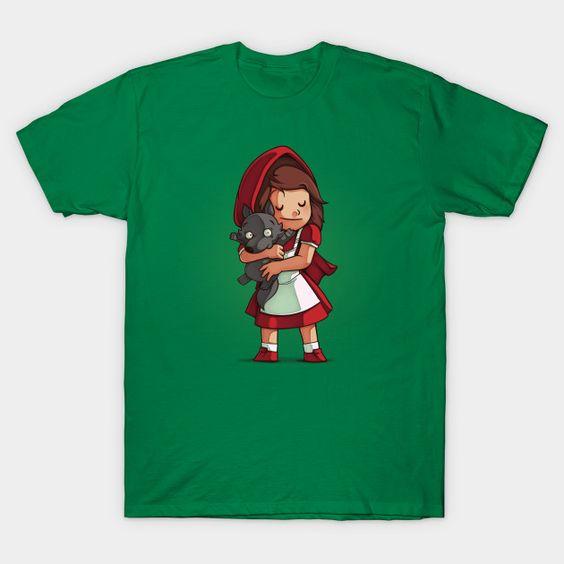 Red Riding Hood T-Shirt ER23D