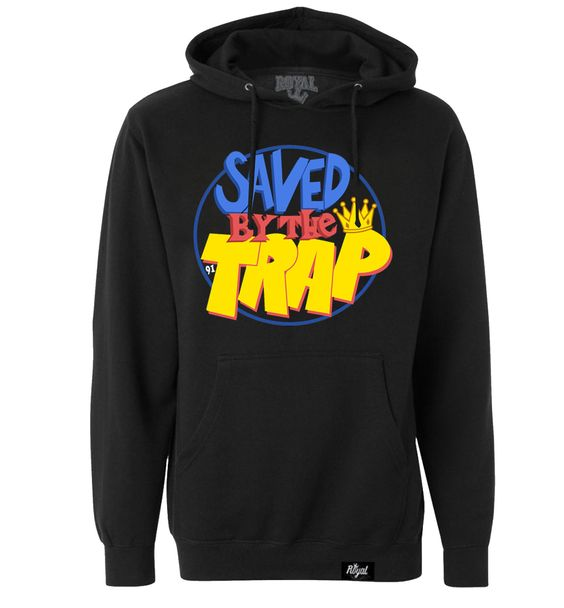 Saved By The Trap Hoodie VL2D