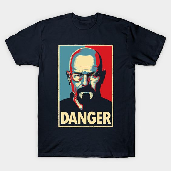 danger t-shirt EV30D
