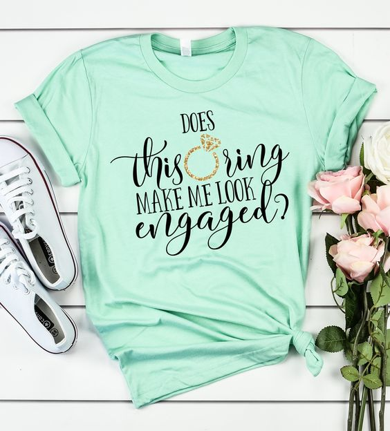 Engaged Party Shirt YN6M0