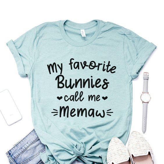 Favorite Bunnies T Shirt AN7M0