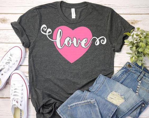 Love Shirt ZR26M0