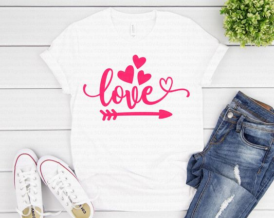 Love tshirt ZR26M0