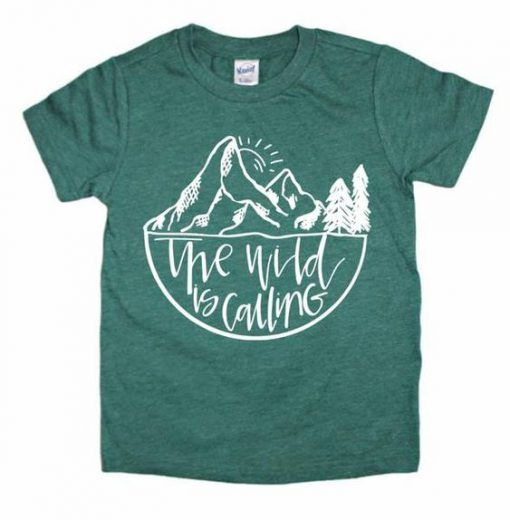 The Wild T Shirt LY27M0