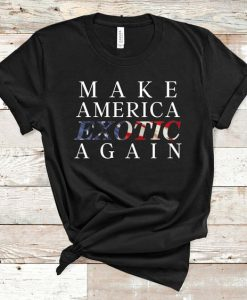 America Exotic Again T Shirt EP22A0