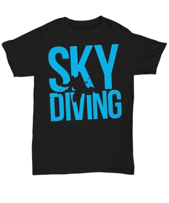 Sky Diving T Shirt EP22A0