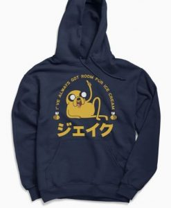 Adventure Time Jake Hoodie AS17JN0