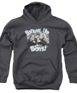 Bottoms Up Boys Hoodie AS17JN0