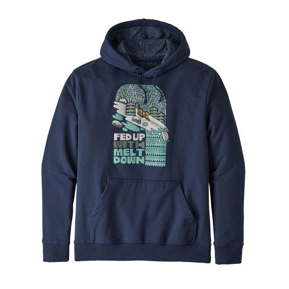 Fed Up With Melt Down Hoodie AS17JN0