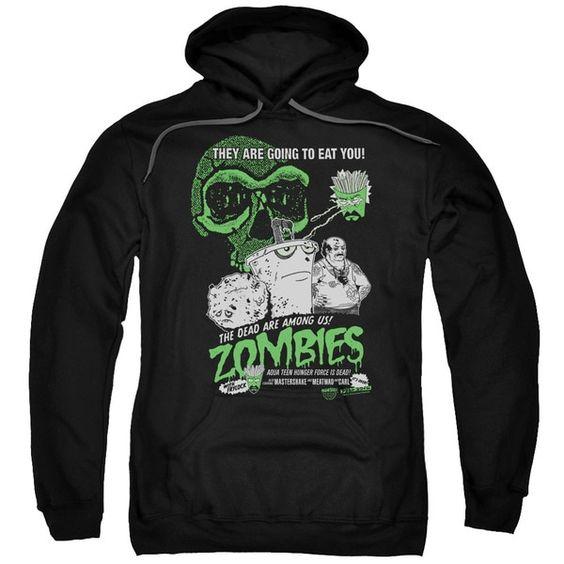 Hunger Force Zombies Hoodie AS17JN0